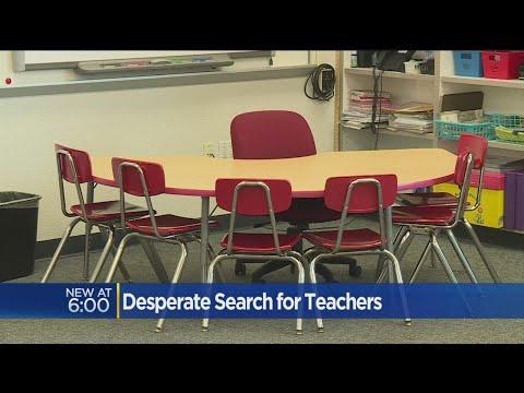 Fairfield Schools Short A Dozen Teachers As School Starts