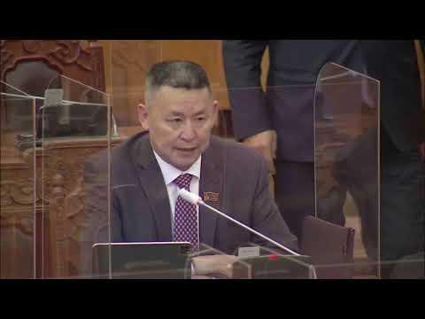 Ш.Адьшаа: Их хурал хуулиа дээдлэх ёстой