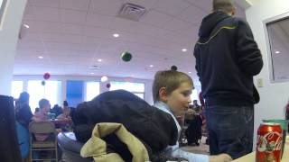 Kids Christmas Party Time Lapse