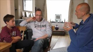 Flying Monk Talk Show Episode 14 Paul Rogers and Bagua Boy