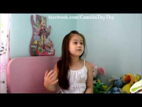 Camilla ThyThy: Kể chuyện về các bạn không ngoan