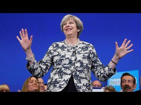 Τερέζα Μέι: «Καπετάνιος» του Brexit