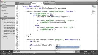 Multiple File AJAX Upload: JavaScript (Part 9/10)