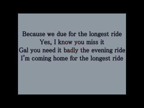 Tekst piosenki Sean Paul - Evening Ride po polsku