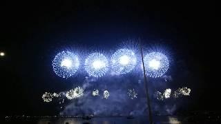 Download Lagu Dragon Fireworks Cannes 24.8.2018 (FullHD) Mp3