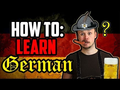 How To: Learn German
