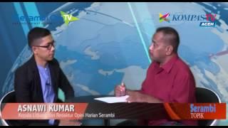 Warga Aceh Serbu LP Tanjung Gusta