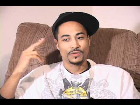 "Portland's Christian Hip Hop Artist Interview ""Oracle"" Testimony_prt1"