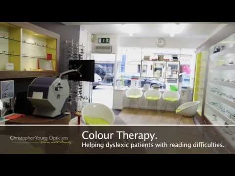 Christopher Young Opticians – 3D OCT, Visual & Colour Therapy