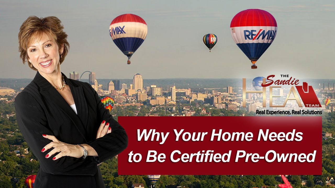 Why Your Home Needs to Be Certified Pre-Owned