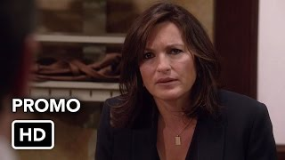 """Law and Order SVU 16x02 Promo """"American Disgrace"""" (HD)"""