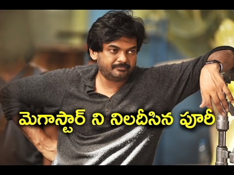 Puri Jagannath Asking question to Chiranjeevi in meelo evaru Koteeswarudu