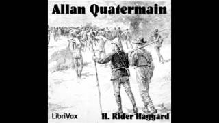 Allan Quatermain Full Audiobook by H. Rider HAGGARD by Action & Adventure Fiction