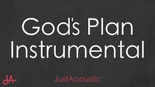Video God's Plan - Drake (Acoustic Instrumental) MP3, 3GP, MP4, WEBM, AVI, FLV Maret 2018