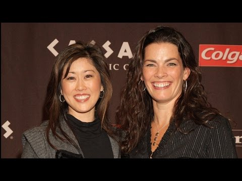 Uproar Over Kristi Yamaguchi's 'Break a Leg' Tweet To Nancy Kerrigan for 'DWTS' (видео)
