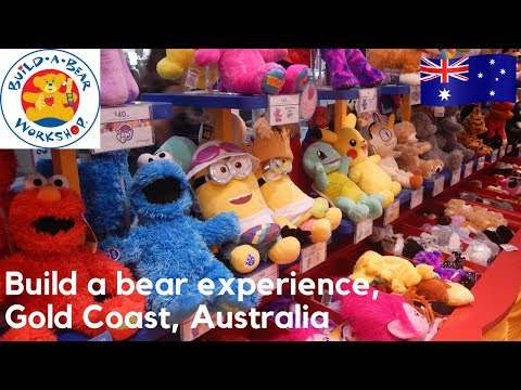 Build a bear | Surfers Paradise, Australia