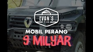 Video EVAN'S PICK: JALAN JALAN NAIK MOBIL PERANG HARGA 9 MILYAR MP3, 3GP, MP4, WEBM, AVI, FLV Desember 2017