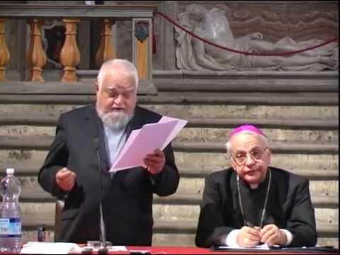Conferenza di Enzo Bianchi a Siena: «Riscoprite il dono dell'eucarestia»