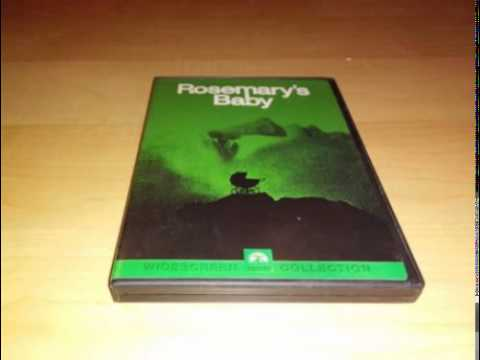 Opening To Rosemary's Baby 2000 DVD