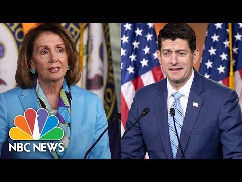 Rare Bipartisan Agreement On Ending Separating Families At The Border | NBC News (видео)