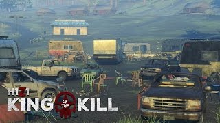 H1Z1: King of the Kill - Map Reveal Trailer by GameSpot