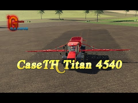 CaseIH Titan 4540 v1.0.0.1