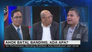 Video Debat Panas! Ahok Batal Banding, Ada Apa? - Kuasa Hukum Ahok & Wakil Ketua ACTA MP3, 3GP, MP4, WEBM, AVI, FLV Mei 2017