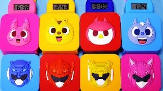 Video 미니특공대 시계 타요 뽀로로 카봇 또봇 다이노포스 시계 장난감 Mini Force Tayo Pororo watch MP3, 3GP, MP4, WEBM, AVI, FLV September 2018