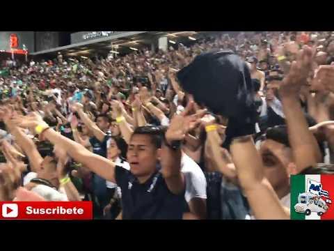 Estadio Corona (TSM) Rayados vs Santos 2017 2-2 el color - La Adicción - Monterrey