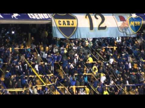 Despedida de Battaglia / Entra La 12 - La 12 - Boca Juniors