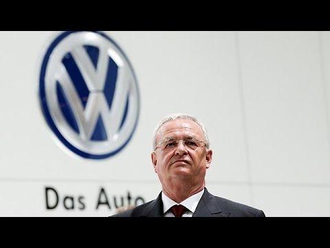 Παρελθόν ο διευθύνων σύμβουλος της Volkswagen