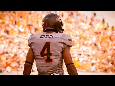 Justin Gilbert Career Highlights video.