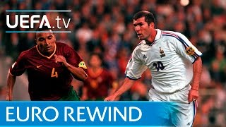 Download Video EURO 2000 highlights: France 2-1 Portugal MP3 3GP MP4
