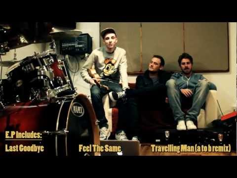 Travelling Man EP Promo