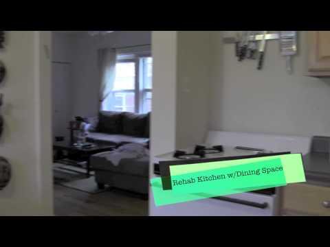 3525 N. Broadway: 1 Bed - Rehab