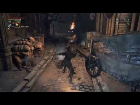 Bloodborne - Where To Go After You Beat The Blood-starved Beast