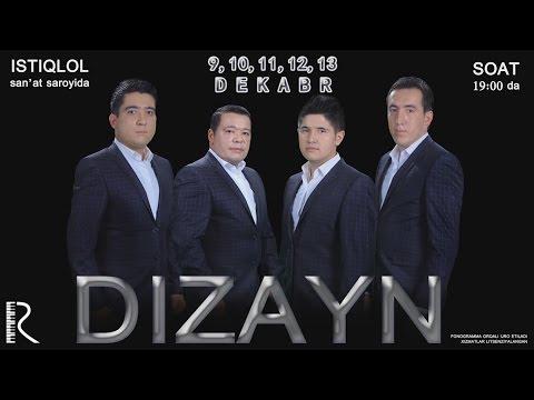 Video Dizayn jamoasi | (DIZAYN SHOU) - Bir gap bo'ladi nomli konsert dasturi 2015 download in MP3, 3GP, MP4, WEBM, AVI, FLV January 2017