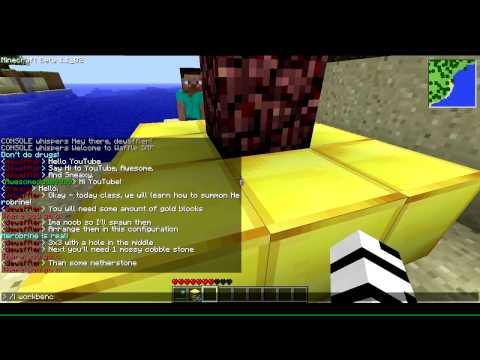 Herobrine Minecraft - Minecraft herobrine spiele