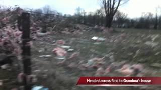 Harrisburg (IL) United States  city images : Tornado Alert, Damage one hour after Harrisburg, IL 2-29-2012 Red Cross
