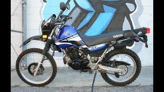 3. 2006 Yamaha XT225 ... Light Weight Dual Sport
