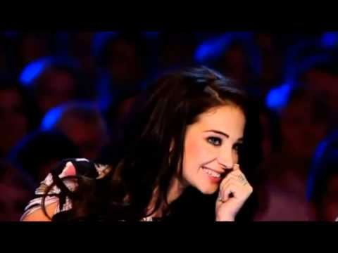 Tulissa Crying on The X-Factor 2011 (Subtitle JP)