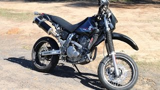 5. Suzuki DR650 Test Ride | The Swiss Army Knife of the Bike World?