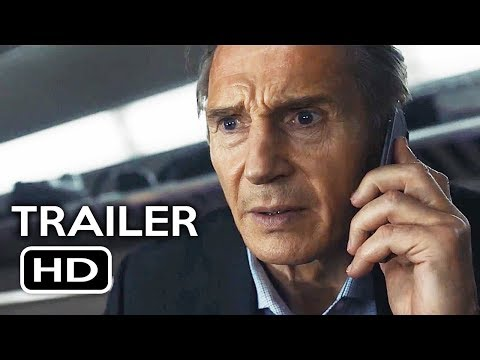 The Commuter Official Trailer #2 (2018) Liam Neeson, Vera Farmiga Thriller Movie HD