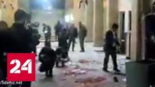 В Дамаске взорвались еще два смертника