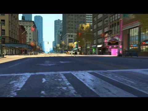 Grand Theft Auto IV Piano Car A Thousand Miles