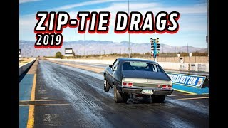 Zip-Tie Drags 2019 - a video diary by Hot Rod Magazine