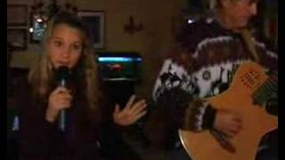 Nora Foss Al-Jabri (11) Singing Summertime - Live From VGTV