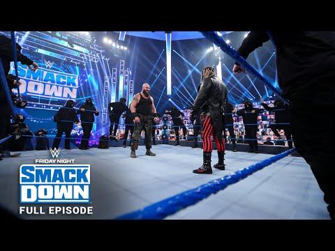 WWE SmackDown Full Episode, 21 August 2020