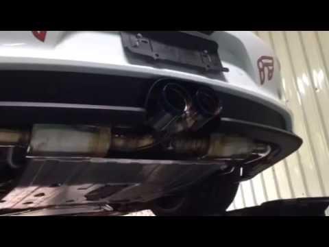 ポルシェ 991GT3 / RS 用 iPE 可変バルブマフラー [フルシステム]