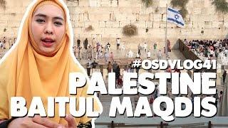 Video Masjidil Aqso & Tembok Ratapan di Baitul Maqdis | Oki Setiana Dewi | #OSDVLOG41 MP3, 3GP, MP4, WEBM, AVI, FLV Desember 2018